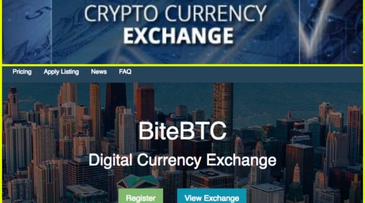 BiteBTC Digital Cryptocurrency Exchange